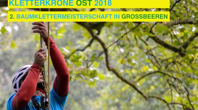 KLETTERKRONE OST 2018