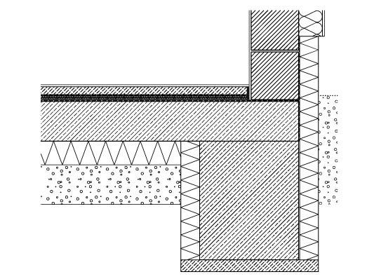 Unter und oberseitig gedmmte Bodenplatten  Dmmstoffe