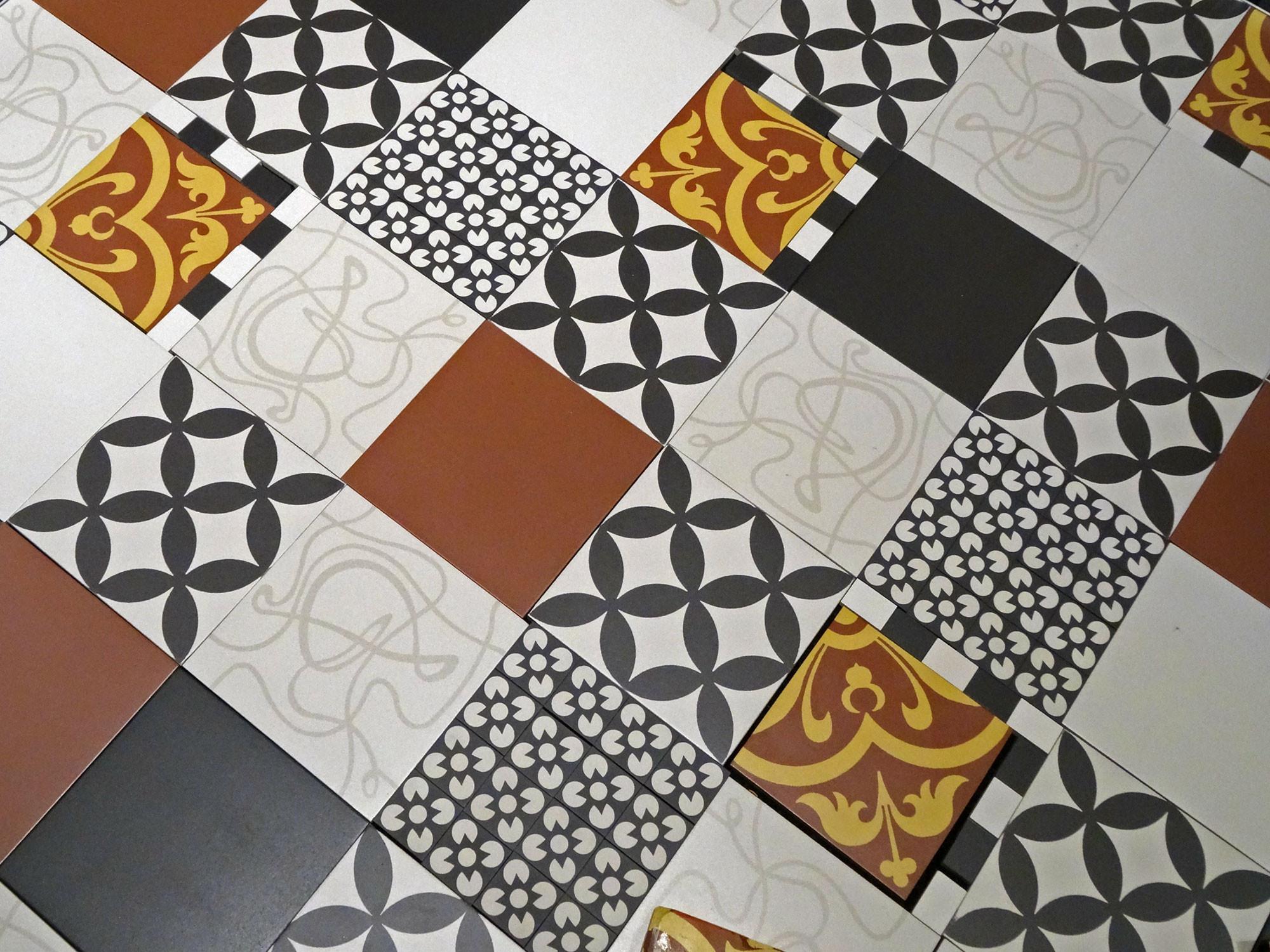 Zementfliesen Und -Platten   Fliesen Und Platten   Kunst