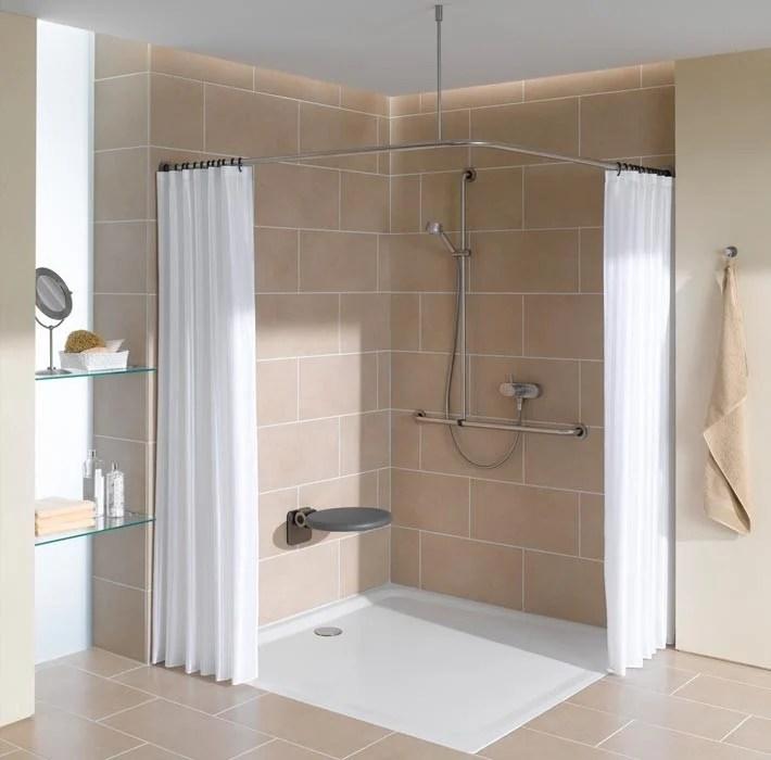 Umbau eines Sanitrraums zum rollstuhlgerechten Bad  Bad
