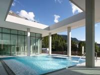 Hallenbad, Spa und Sportzentrum Ovaverva in St. Moritz ...