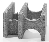 Schalungssteine aus Leichtbeton fr den Hochbau ...
