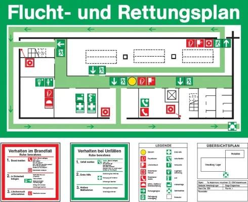 Sicherheitstechnik  NotausgangRettungsweg  Baunetz_Wissen