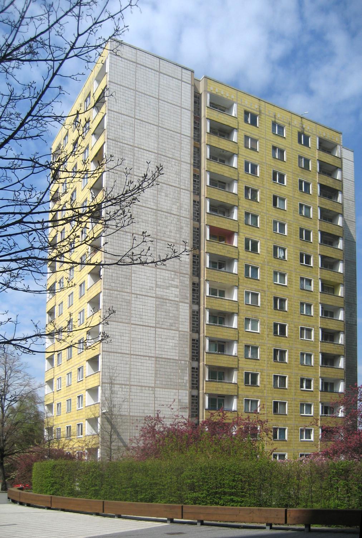 Studentenwohnheim in Dresden  Boden  Wohnen  Baunetz_Wissen