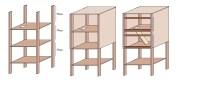 Bauanleitung Hamsterkfig mit Bauplan