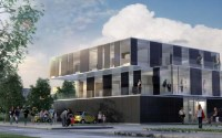 Smart Material House (Triple Zero, Team Werner Sobek Green Technologies, Stuttgart)