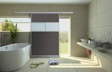 bau-praxis » schiebetüren - Schiebetür Für Badezimmer