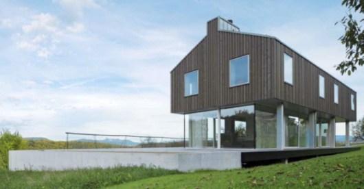 Preisträger Wettbewerb Nuglar bei Basel Häuser des Jahres 2013 HHF Architekten