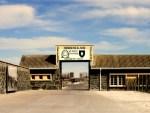 Gefängnis Nelson Mandelas auf Robben Island