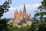 Limburger Dom mit Altstadt und Alter Vikarie