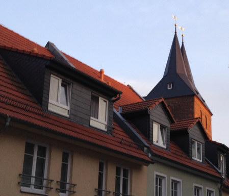 Formen von Dachgauben