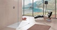 Bodengleich: Begehbare Dusche planen  bauredakteur.de