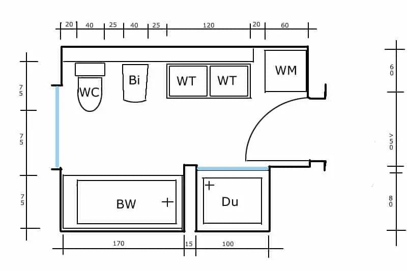 BAROQUINE: Gäste Wc | 3qm | HH-Halstenbek | Gäste wc ...