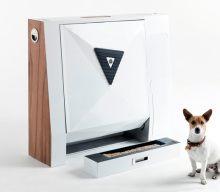 Inubox, arriva la toilette smart a misura di cane