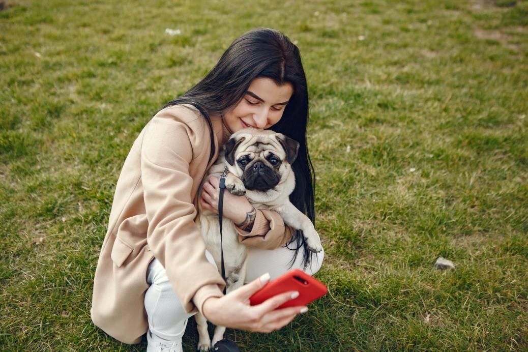 i cani riconoscono il padrone anche in foto