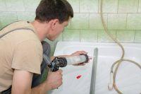 Dusche abdichten - Baustoffhandel NRW