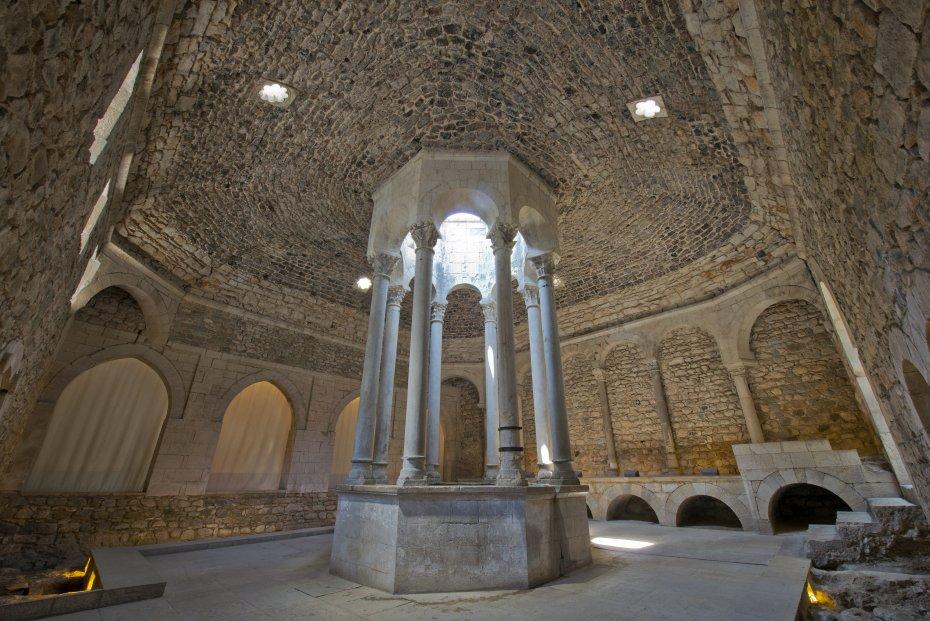 Girona  Baos rabes de Girona