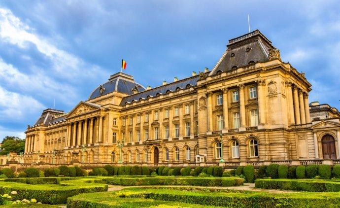 o que fazer em Bruxelas Palácio Real