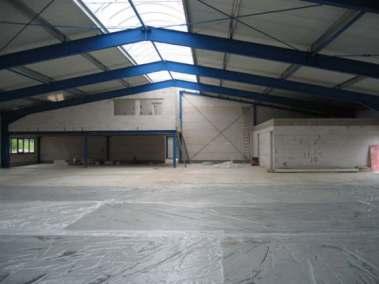 Produktionshalle mit Büroanbau und Außenanlagen, Zweibrücken_2