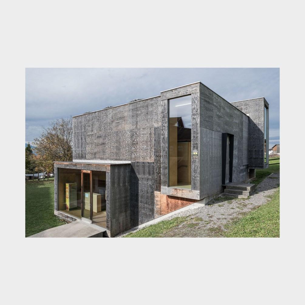 Architekturfotografie Probelokal Batschuns