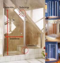 Duschkabine u. Duschabtrennung in Mnchen - Duschwand