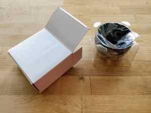 GoogleHome Basis Verpackung