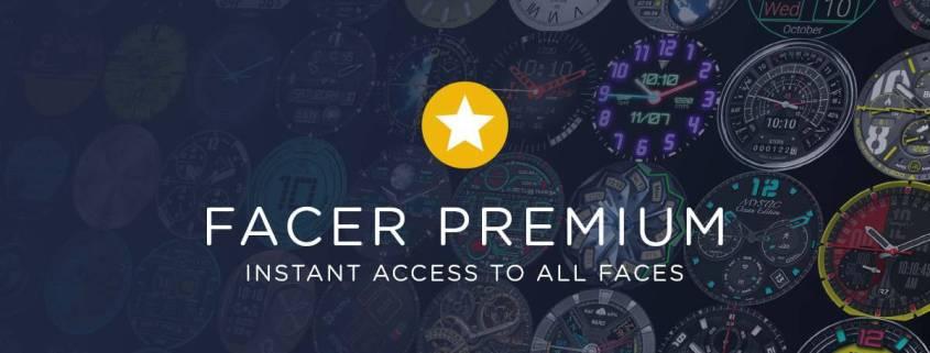 Facer Premium Header