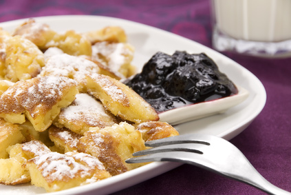 Southern German/Austrian Pancakes, Kaiserschmarrn