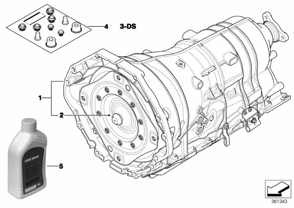 Everything about your ZF 6HP26, 6HP19, 6HP28 transmission