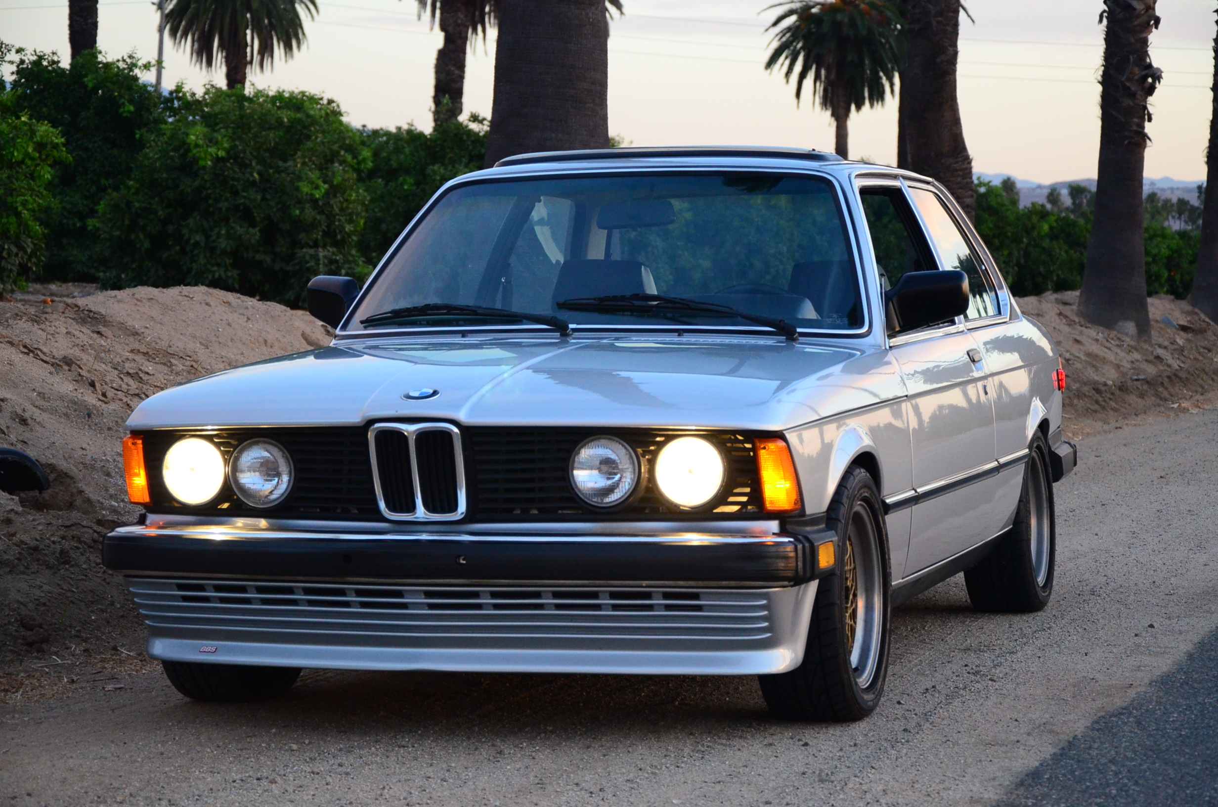 The 1982 BMW E21 320is