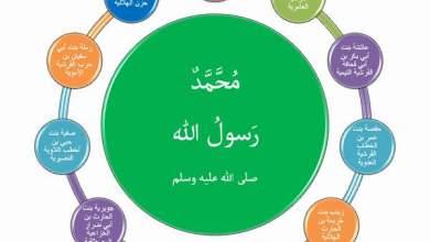 Photo of عدد زوجات الرسول وأسمائهم