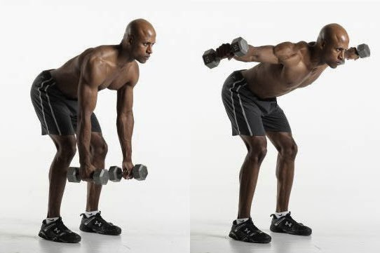 تمرين العضلات