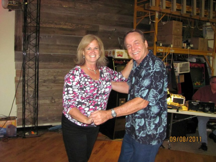 Janet Agee & Bill Wagner 2011