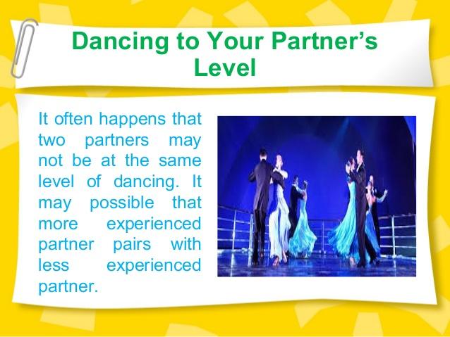 Dance Floor Courtesy