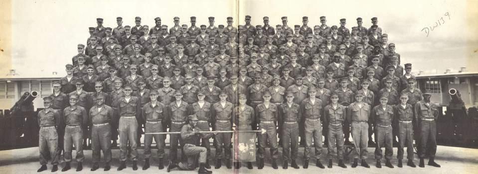 Battery C Far East 19656  Okinawa Blackie Bradford