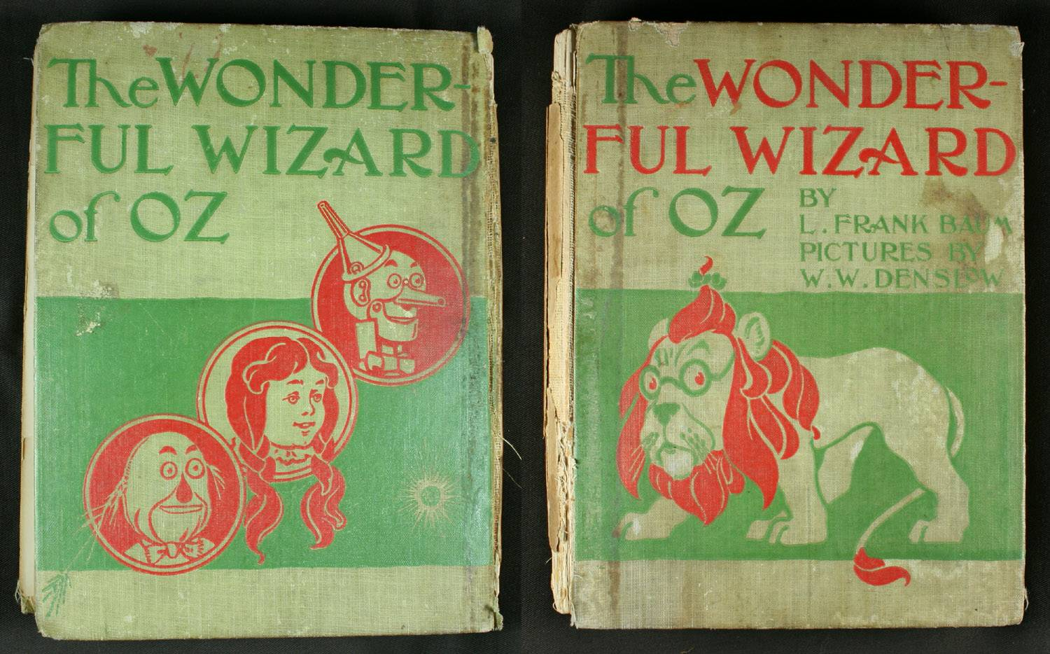 Image result for The Wonderful Wizard of Oz book cover