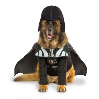 Big Dog Star Wars Darth Vader Dog Costume | BaxterBoo