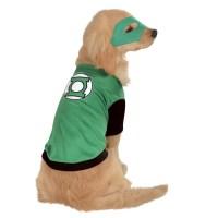 Marvel Green Lantern Dog Costume | BaxterBoo