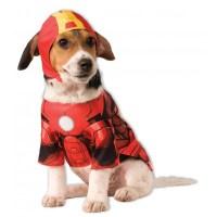 Marvel Iron Man Dog Costume | BaxterBoo