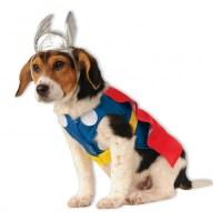 Marvel Dog Costumes: Thor, Captain America, Iron Man ...