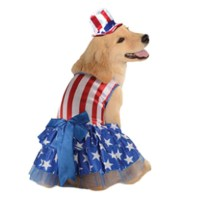 Patriotic Pooch Dog Dress by Rubie's Costumes   BaxterBoo
