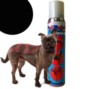 petpaint color dog hair spray