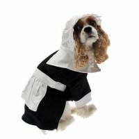 Pilgrim Girl Dog Costume | BaxterBoo