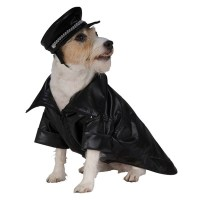 Rubie's Biker Halloween Dog Costume | BaxterBoo