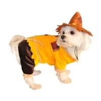 Scarecrow Halloween Dog Costume | BaxterBoo