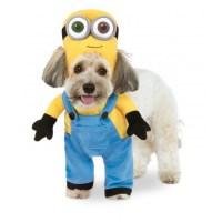 Walking Minion Dog Costume - Bob | BaxterBoo