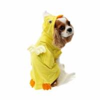 Yellow Chicken Dog Costume | BaxterBoo