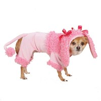 Pink Poodle Halloween Dog Costume | BaxterBoo