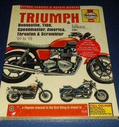triumph 2001 to 2015 service repair manual  [ 1199 x 1080 Pixel ]