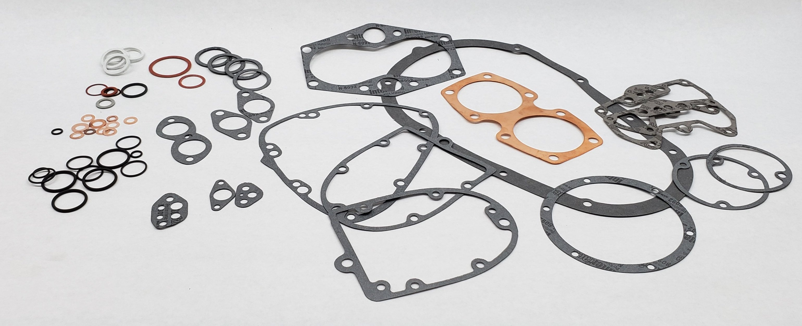 Engine Gasket Set – Triumph 500cc Twins – 1963-74